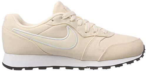 2 Se Beige Para Mujer Md Wmns Runner Nike Zapatillas tFAq46A