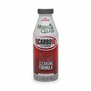 AB Herbal Clean QCarbo16, Tropical 16 fl oz (473 ml)