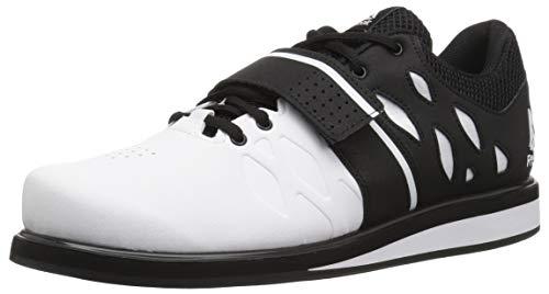 (Reebok Men's Lifter Pr Cross Trainer, White/Black, 9.5 M US)