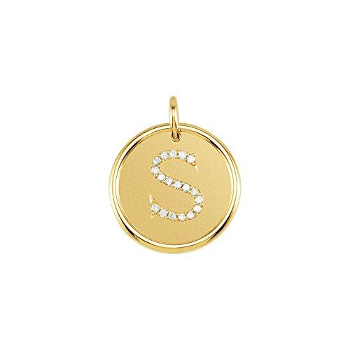 Diamond 18k Vermeil Bracelet - 9