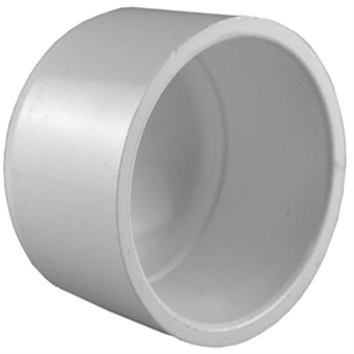 Sch 40 Pvc Cap - Charlotte Pipe 10-Pack 1/2-In Dia. PVC Sch 40 Cap