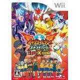 Nintendo Wii Inazuma Eleven Strikers 2012 Extreme