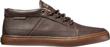 Mens Dvs Rivera Crazyhorse In Pelle Scarpe Crazy Horse