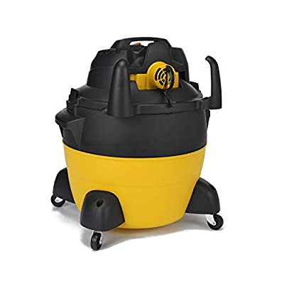 Shop-Vac 16 gallon 6.5 Peak Hp Wet/Dry Vacuum (8251603): Home Improvement