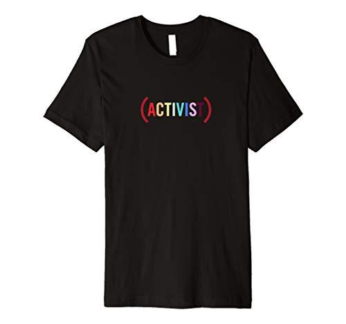 (RED) PRIDE x Javier Munoz (ACTIVIST) T-Shirt