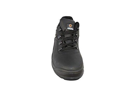 jallatte jalt Oura SAS S3HRO SRC Zapatos de trabajo business Guantes plano negro Negro - negro