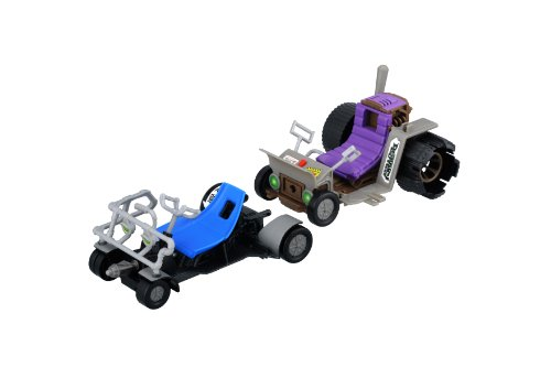 Teenage Mutant Ninja Turtles series vehicle patrol buggy (Leonardo & Donatello)