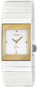 Rado R21984702 Ceramica Jubile Women's Quartz Watch (White)