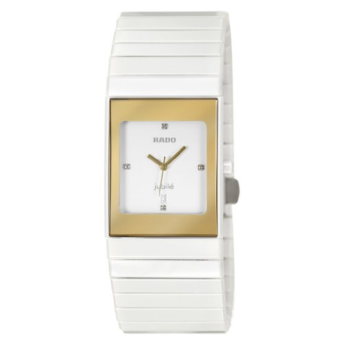 Rado Ceramica Jubile Women's Quartz Watch R21984702 (Jubile Rado Ceramica)