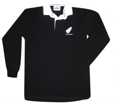 All Blacks Rugby Jersey - New Zealand All Blacks Rugby Shirt