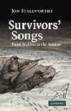 Survivors' Songs, Jon Stallworthy, 0521727898
