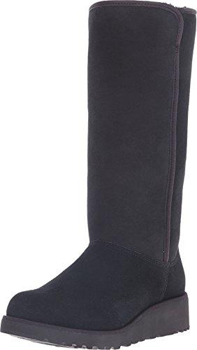 UGG Women's Kara Winter Boot, Black, 8 B US by UGG