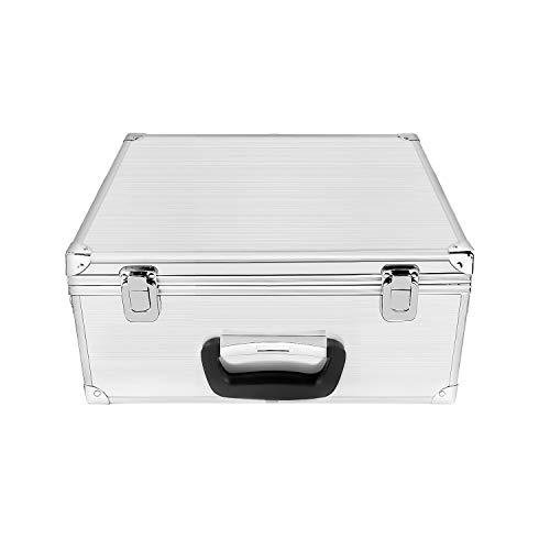 Potensic Aluminum Carrying Case with Handle for T25, T18 Quadcopter Drones, Fits Extra Accessories