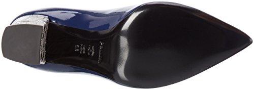 Shoes Fermé Escarpins Pollini Blau 75a Femme 275a Bout ocean UwdZtTq