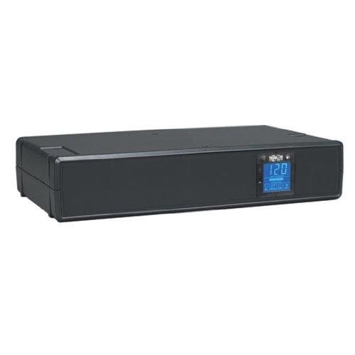 Tripp-Lite SMART1500LCD Smartpro LCD 120V 1500VA 900W LINE-Interactive Ups, Avr, 2U Rack/Tower, LCD, USB, DB9 Serial, 8 Outlets by Tripp Lite