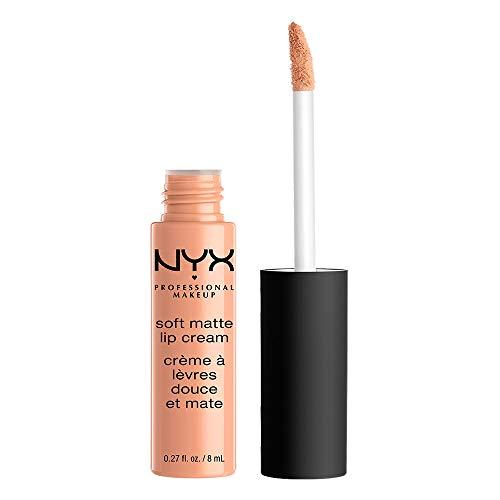 NYX PROFESSIONAL MAKEUP Lipstick Soft Matte Lip Cream, Cairo (Cairo Collection)