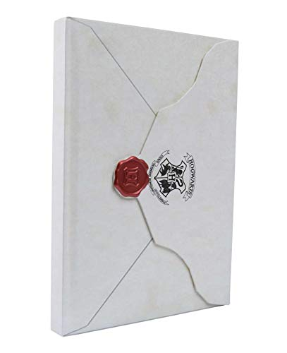 Harry Potter: Hogwarts Acceptance Letter Hardcover Ruled Journal