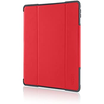 "STM DUX PLUS 12.9"" Cover Red"
