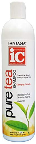 Fantasia Tea Shampoo, 16 Ounce