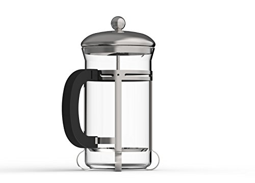 coffee and espresso maker zyk french press coffee maker 16 ounce 4 cups 4 ounce each buy. Black Bedroom Furniture Sets. Home Design Ideas