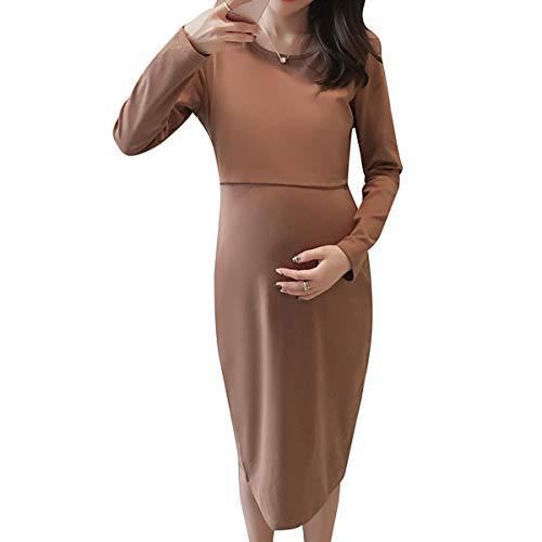 彼女の判決日曜日マタニティ ワンピース スカート レディース 外出着 妊婦服 授乳服 産前産後 気質