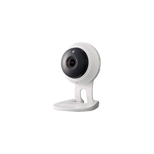 Samsung Wisenet SNH-C6417BN 1080p SmartCam WiFi Camera 2MP (1920TVL) Indoor Security Wireless IP Camera White