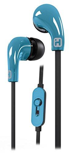 iHome IB26LC Earbud Headphones Blue