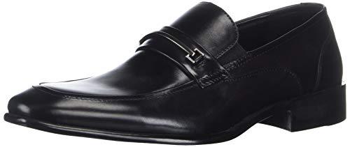 Kenneth Cole REACTION Men's Brendan Slip ON Loafer Black 8 M US