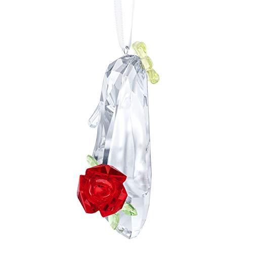 Swarovski Belle Inspired Shoe Ornament, Crystal, Transparent, 5.4x 7.8x - Swarovski Crystals Palm Tree