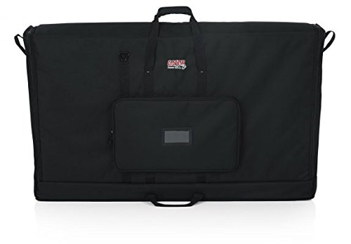 Gator G-LCD-TOTE50 Padded Nylon Carry Tote Bag for Transporting LCD Monitors & TVs, 50'' Screens by Gator