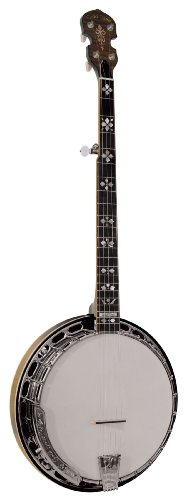 Gold Tone OB-250LW Light Weight Orange Blossom Banjo (Five String, Vintage Brown)