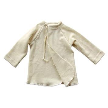 Amazon Com Organic Baby Wrap Over Vest For Newborns Child