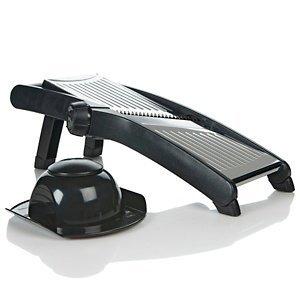 the-sharper-image-378-stainless-steel-3-in-1-adjustable-mandoline-slicer