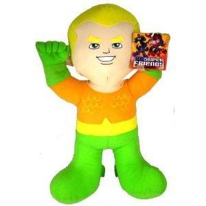 Justice League Plush - 14in Aquaman Plush - Justice League Superhero Stuffed Toys