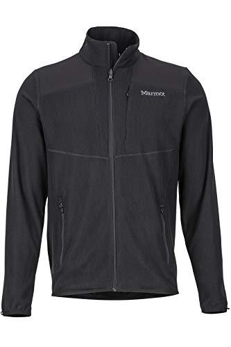 Marmot Men's Reactor Jacket,  Black,  Large (Marmot Fleece Jacket)