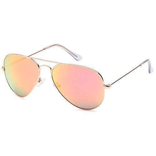 22681e25b5 JETPAL Premium Classic Aviator Sunglasses w Flash Mirror and Polarized Lens  Options UV400 - Buy Online in UAE.