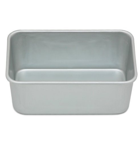 d Aluminum Bread Pan, 6.375 Inch x 3.75 Inch x 2.75 Inch by Fat Daddio's ()