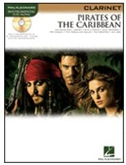 Piratas del Caribe – Clarinete (incluye clarinete w/funda y ...