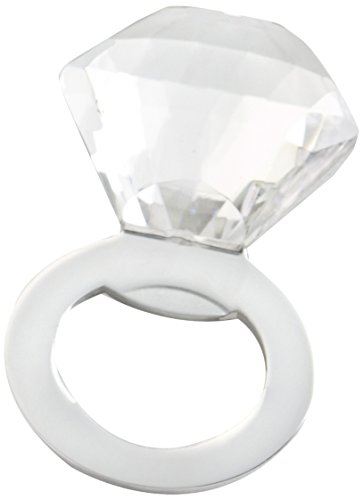 Sparkle Diamond Bottle Opener Silver