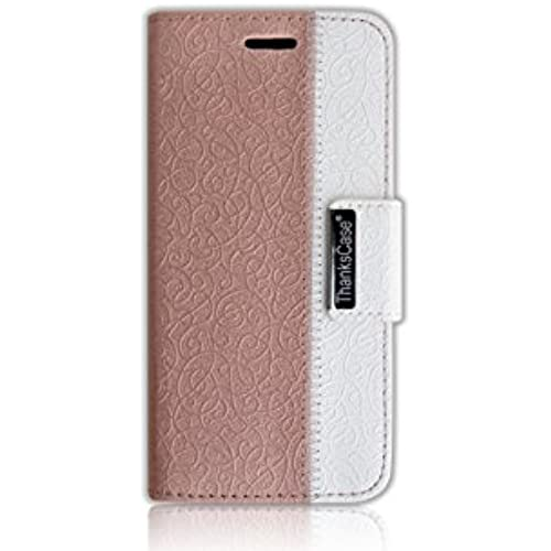 Galaxy S7 Edge Case,Thankscase Galaxy S7 Edge Wallet Case with the Great Pattern,with TPU Shock-Absorbing Bumper Sales