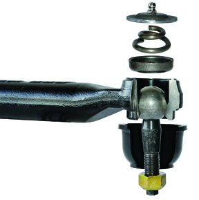 PPE Stage 3 Tie Rod Ends Assemblies 2001 2002 2003 2004 2005 2006 2007 2008 2009 2010 CHEVY GM GMC TRUCKS - 158031500