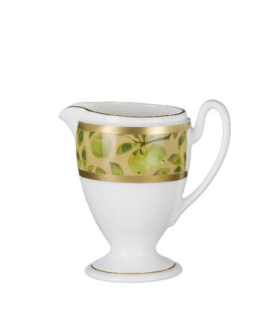 (Waterford China Golden Apple Creamer)