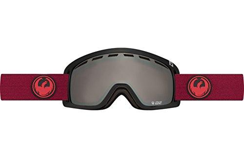 - Dragon Alliance D2 Ski Goggles, Brimstone/Ionized