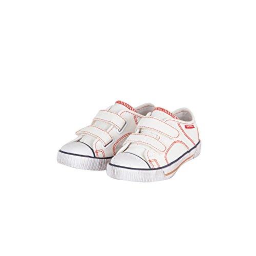 Diesel Kinder Sneakers SAIL TARTAN weiß