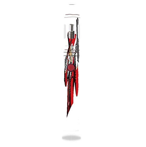 Decal Sticker Skin WRAP - Kanger Subvod Kit - Vampire Hunter Peacekeeper Artwork Picture]()