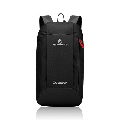 f3ef661dabe2 Amazon.com   Tanchen 10L Outdoor Backpack Daypack Rucksack Mini Small  Bookbags Sports Camping Hiking (Black)   Sports   Outdoors