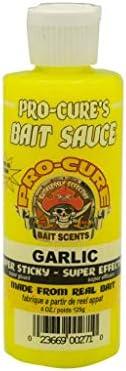 Pro-Cure Garlic Bait Sauce, 4 Ounce
