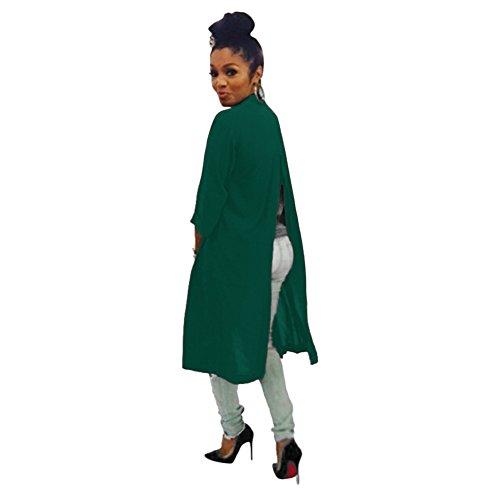 Misschicy Femme Gilet Misschicy Femme Gilet green green Misschicy SxzqP