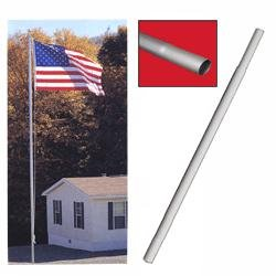 Bottom Replacement Section for Sectional Flag Poles (4 ft. 8 in.x 2 in.)