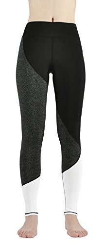 DINGGE 2017 Spring And Autumn Fashion Trend Of The New Fight Color Yoga Pants Pants Leggings (2017 Trends For Halloween)